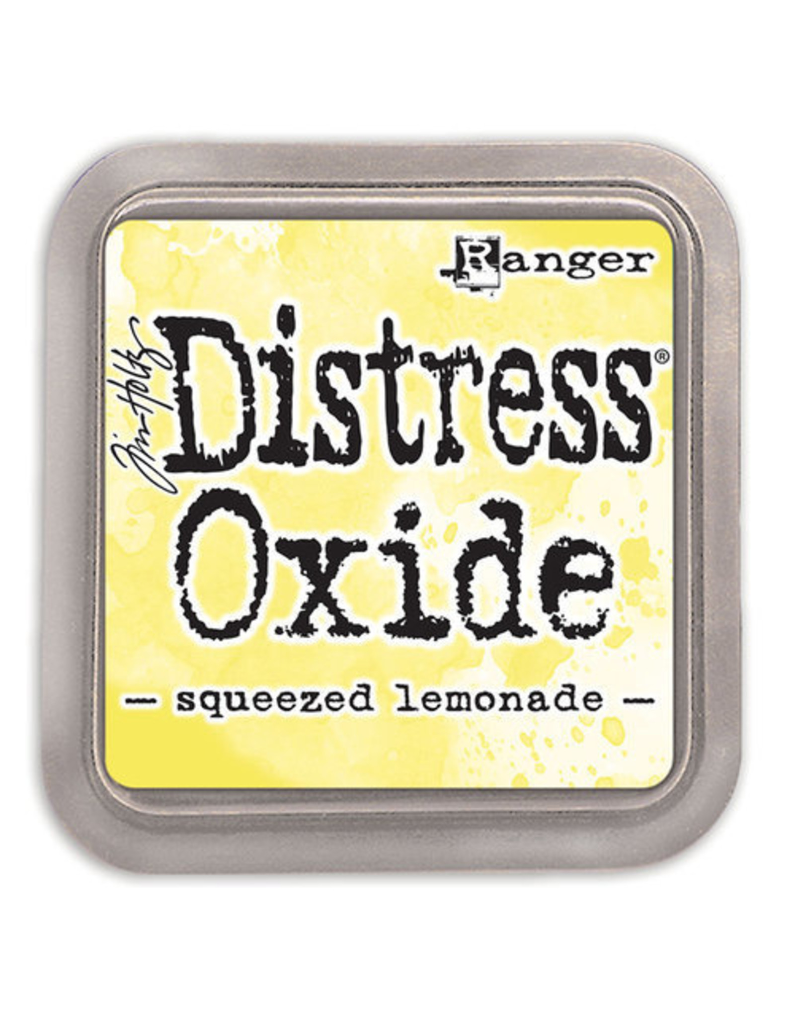 Ranger Distress Oxide Ink Pad - Squeezed Lemonade