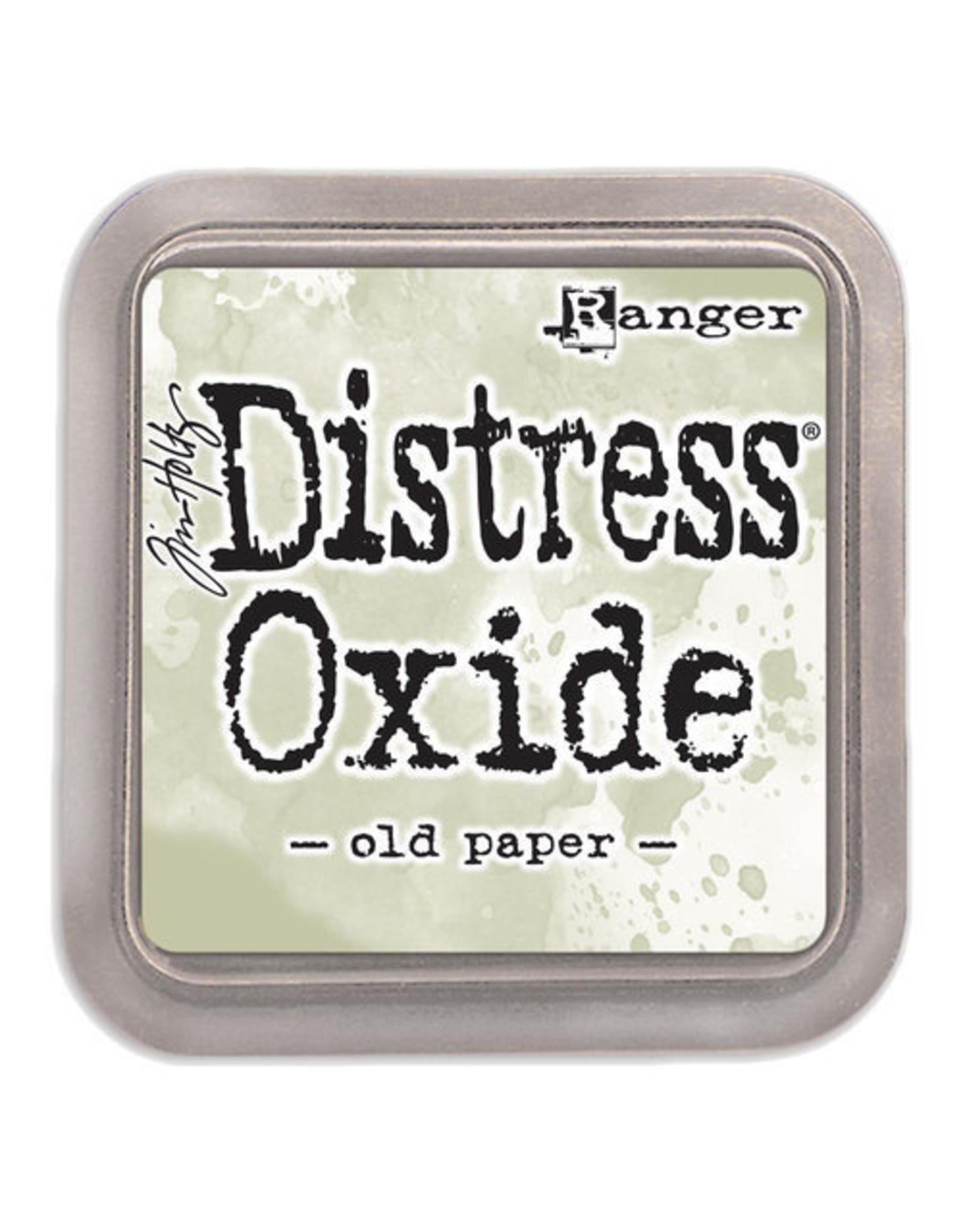 Ranger Distress Oxide Ink Pad - Old Paper