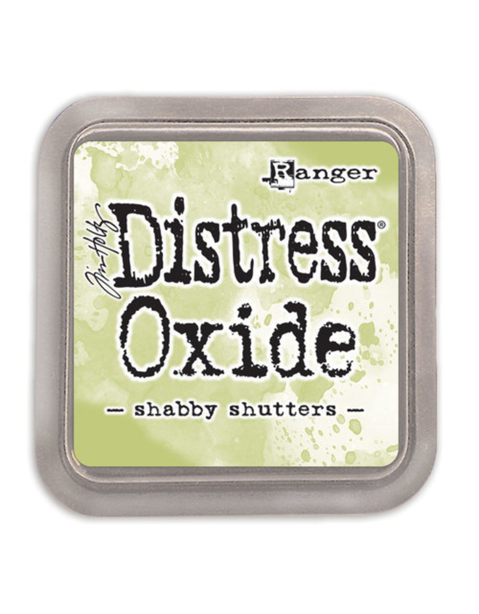 Ranger Distress Oxide Ink Pad - Shabby Shutters