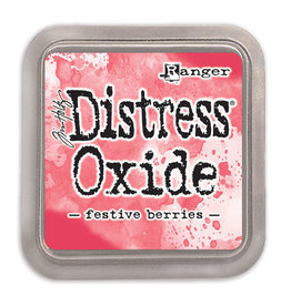 Ranger Distress Oxide Ink Pad - Festive Berries