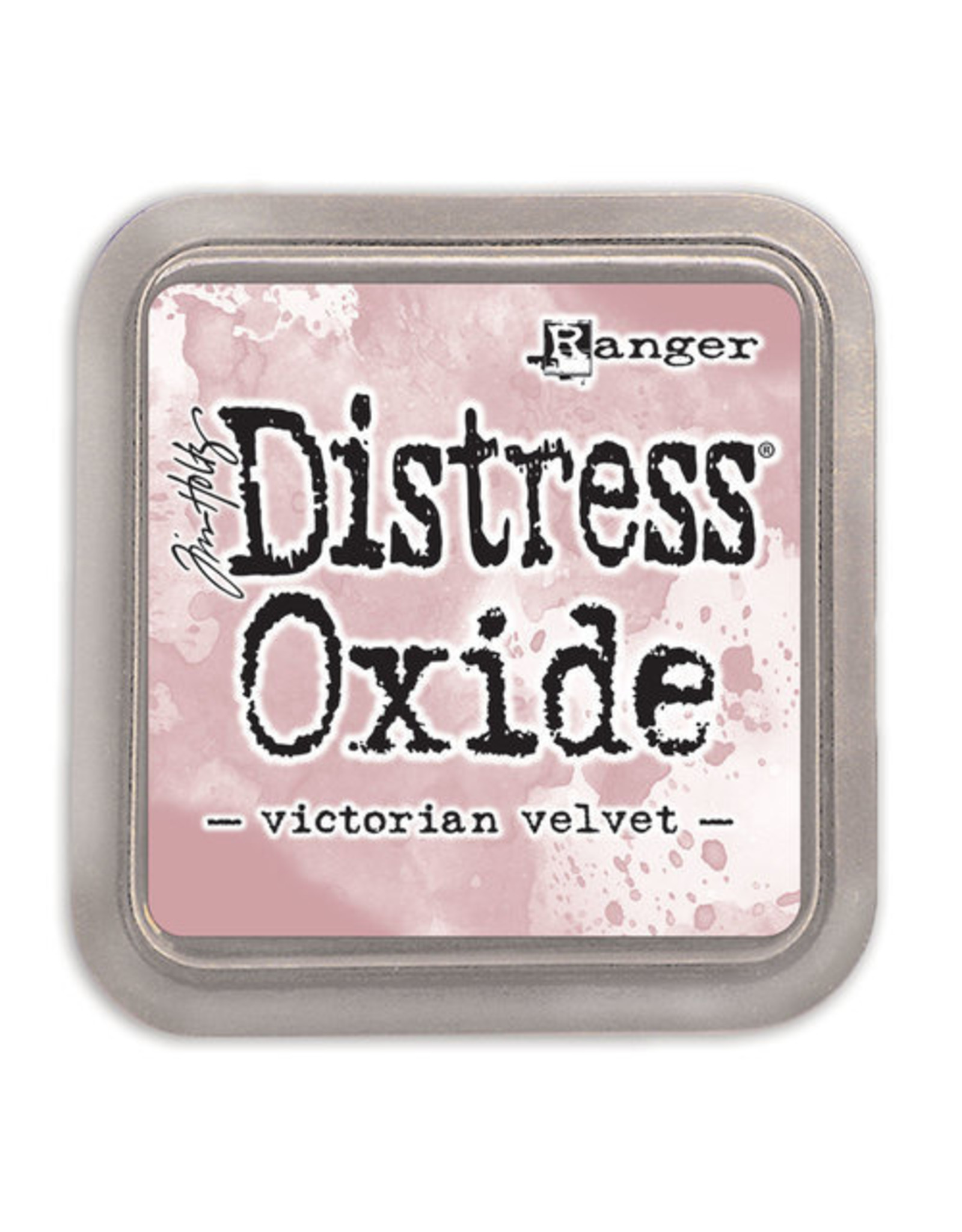 Ranger Distress Oxide Ink Pad - Victorian Velvet