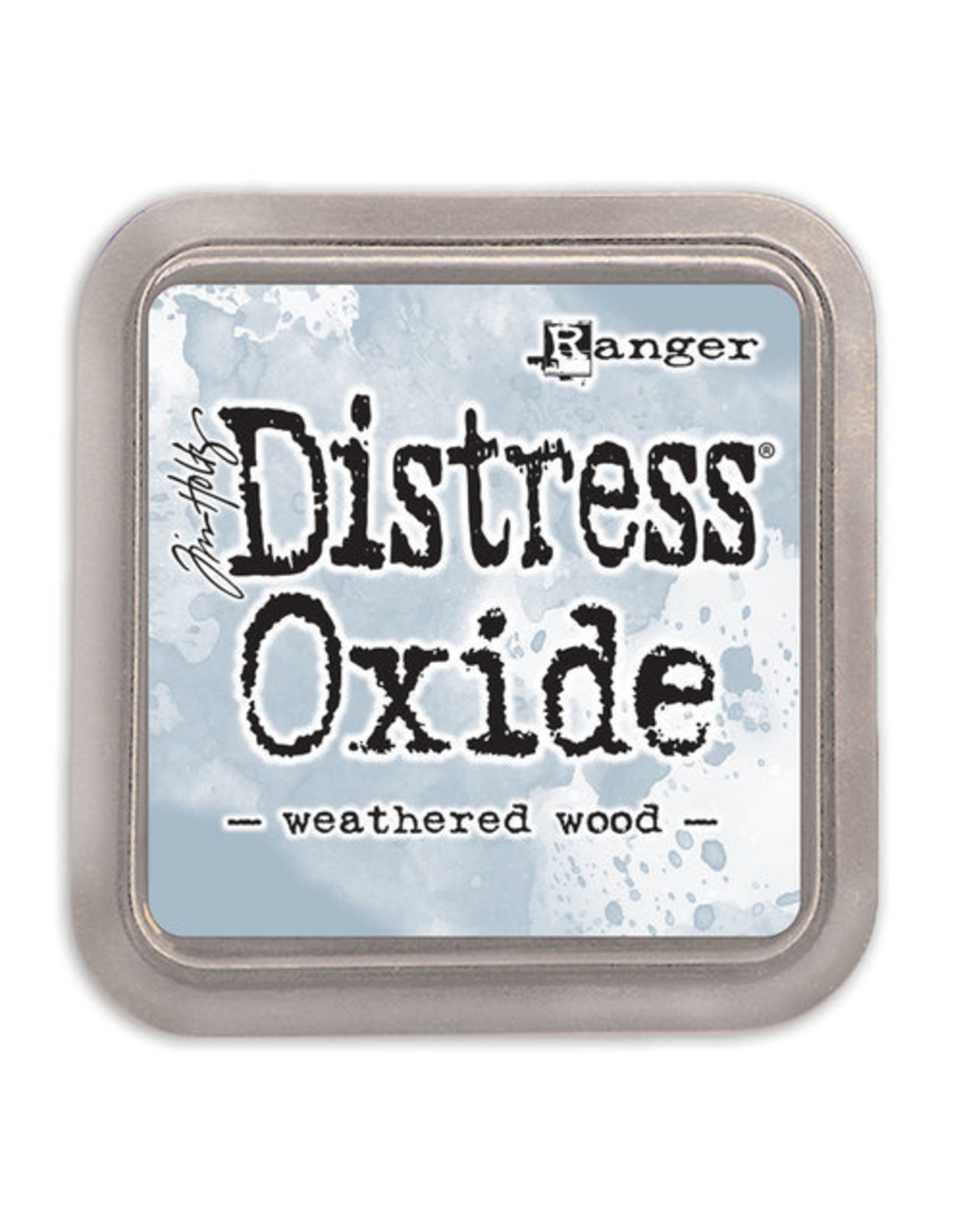 Ranger Distress Oxide Ink Pad - Weathered Wood