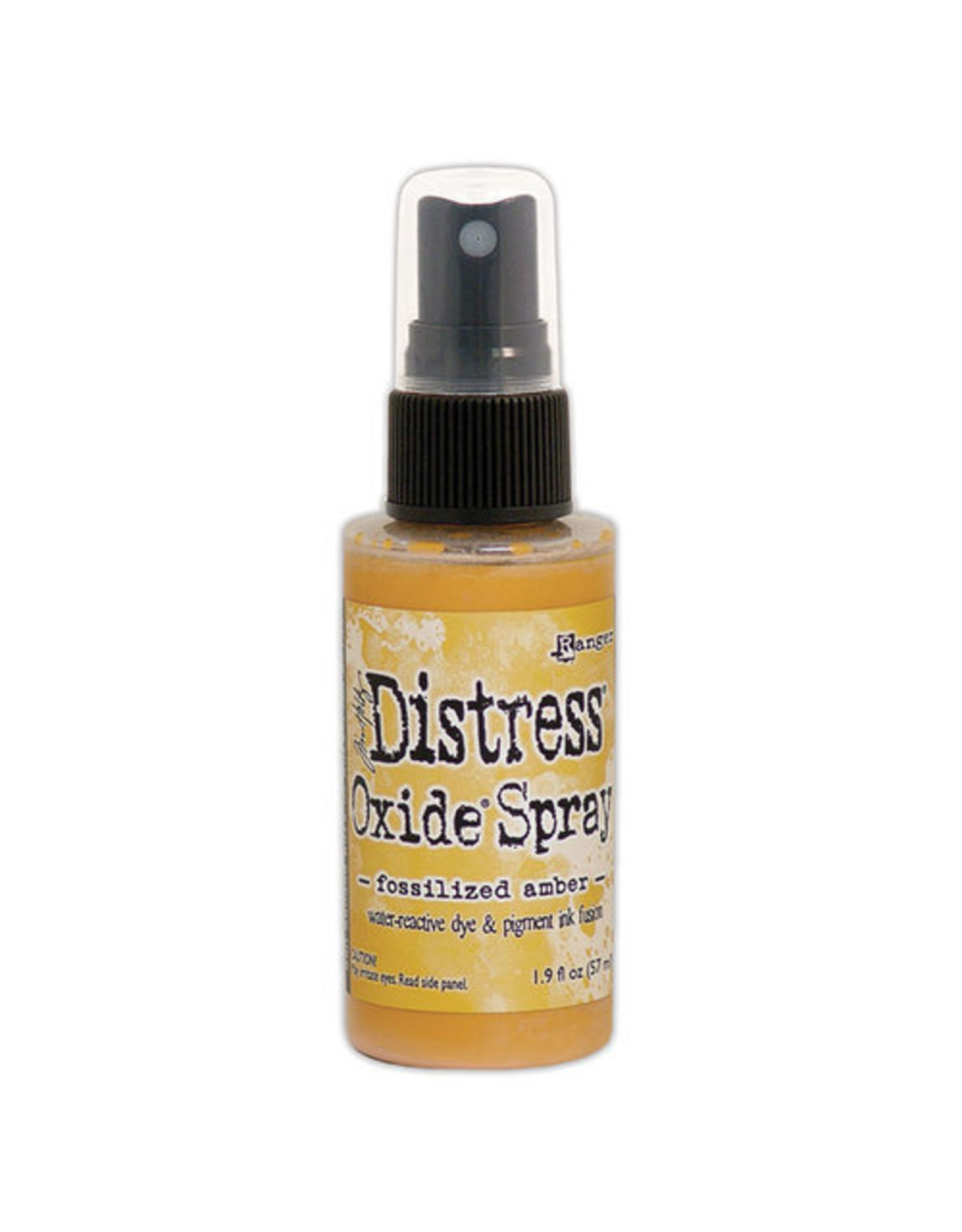 Ranger Distress Spray Oxide - Fossilized Amber