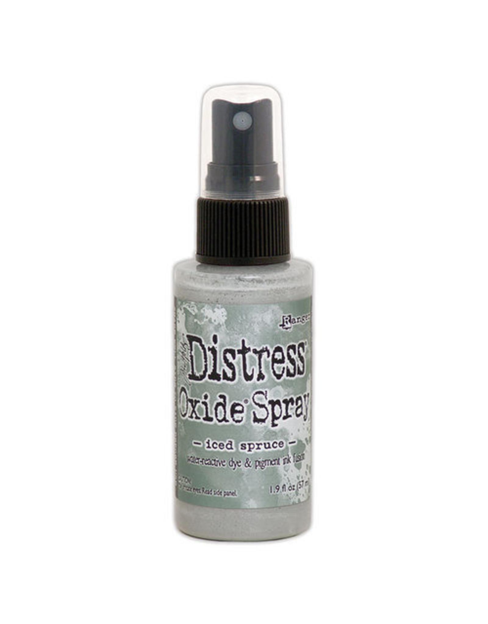 Ranger Distress Spray Oxide - Iced Spruce