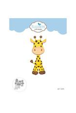 Elizabeth Craft Designs Giraffe - Die Set