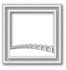 Memory Box Countryside Fence Frame - Die (RETIRED) (25%)