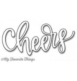 My Favorite Things Cheers - Die (RETIRED) (25%)
