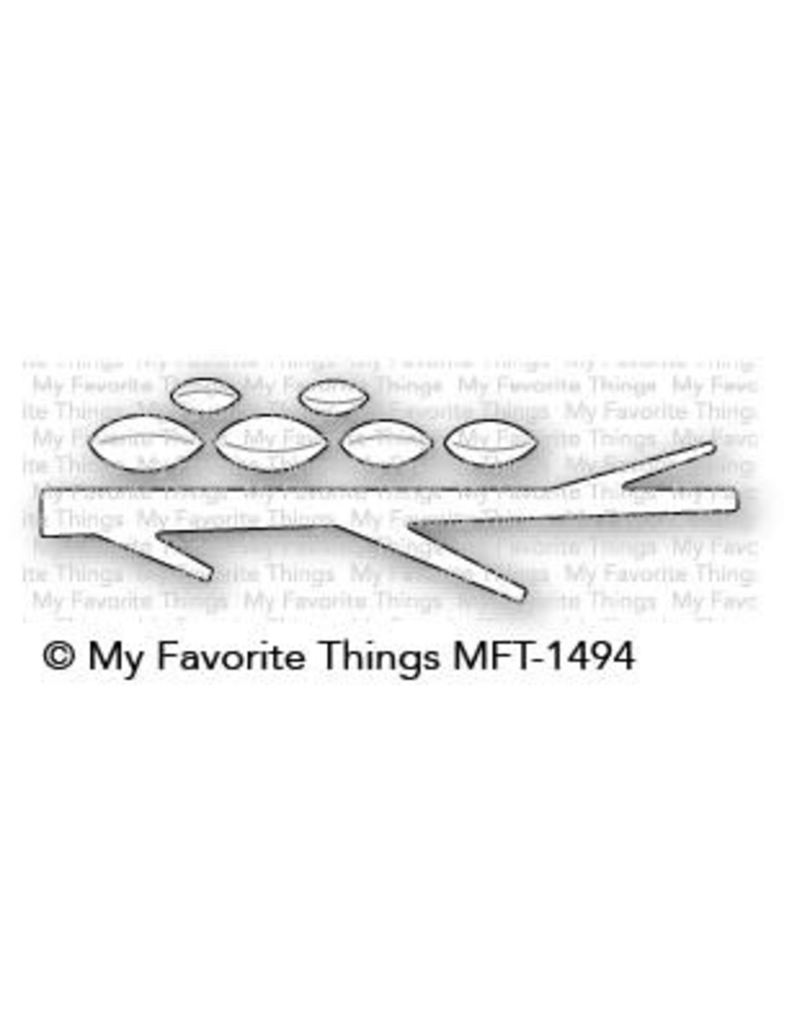My Favorite Things Tree Branch - Die (RETIRED) (25%)