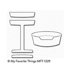 My Favorite Things Pet Perches - Die (RETIRED) (25%)