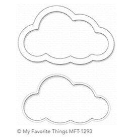 My Favorite Things Cloud Shaker Window & Frame - Die (RETIRED) (25%)