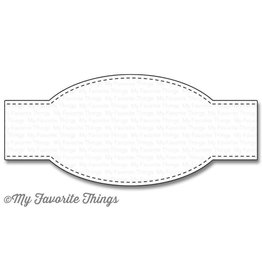 My Favorite Things Sentiment Label Strip - Die (RETIRED) (25%)