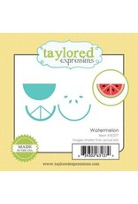 Taylored Expressions Little Bits Watermelon - Die