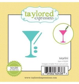 Taylored Expressions Little Bits Martini - Die