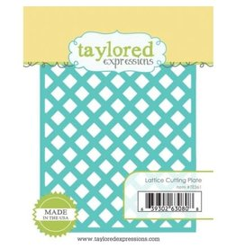 Taylored Expressions Lattice Cutting Plate - Die (RETIRED) (25%)
