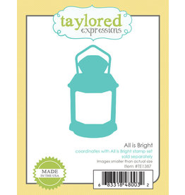 Taylored Expressions All Is Bright - Die