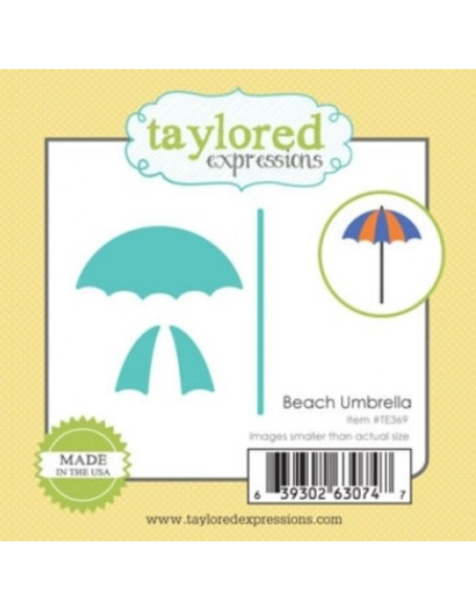 Little Bits Beach Umbrella - Die