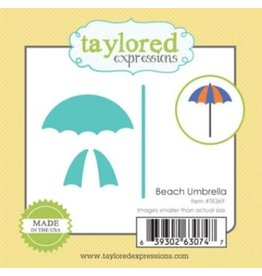 Taylored Expressions Little Bits Beach Umbrella - Die