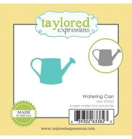 Taylored Expressions Little Bits Watering Can - Die