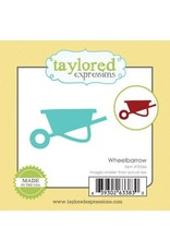 Taylored Expressions Little Bits Wheelbarrow - Die