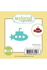 Taylored Expressions Little Bits Submarine - Die