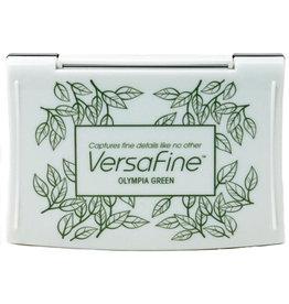 Imagine Crafts VersaFine Ink Pad - Olympia Green