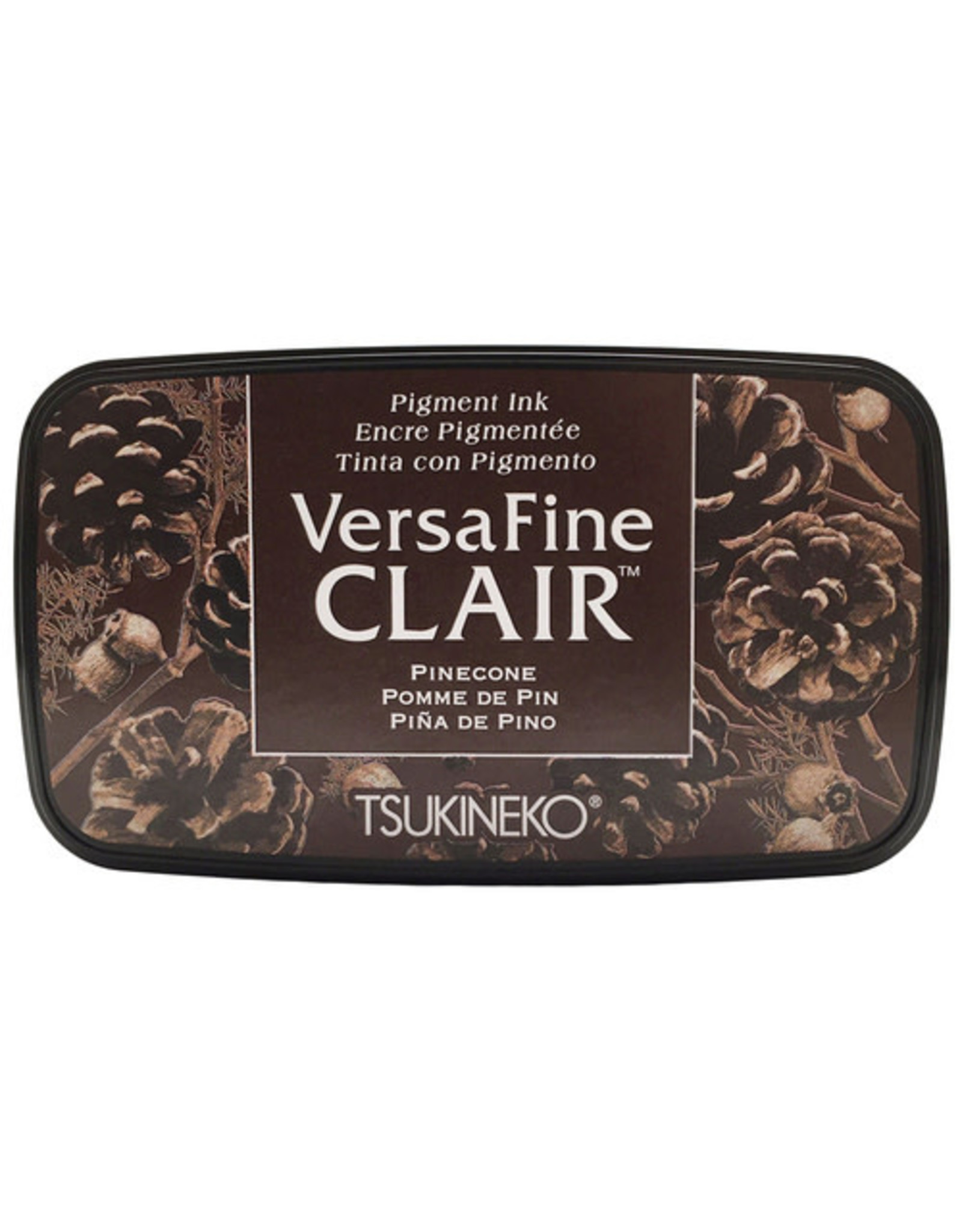 Imagine Crafts VersaFine Clair Ink Pad - Pinecone