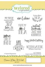 Some Like It Hot - Cling Stamps