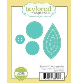 Taylored Expressions Bloomin' Accessories - Dies