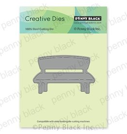 Penny Black Bench - Die