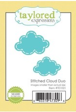 Taylored Expressions Stitched Cloud Duo - Dies
