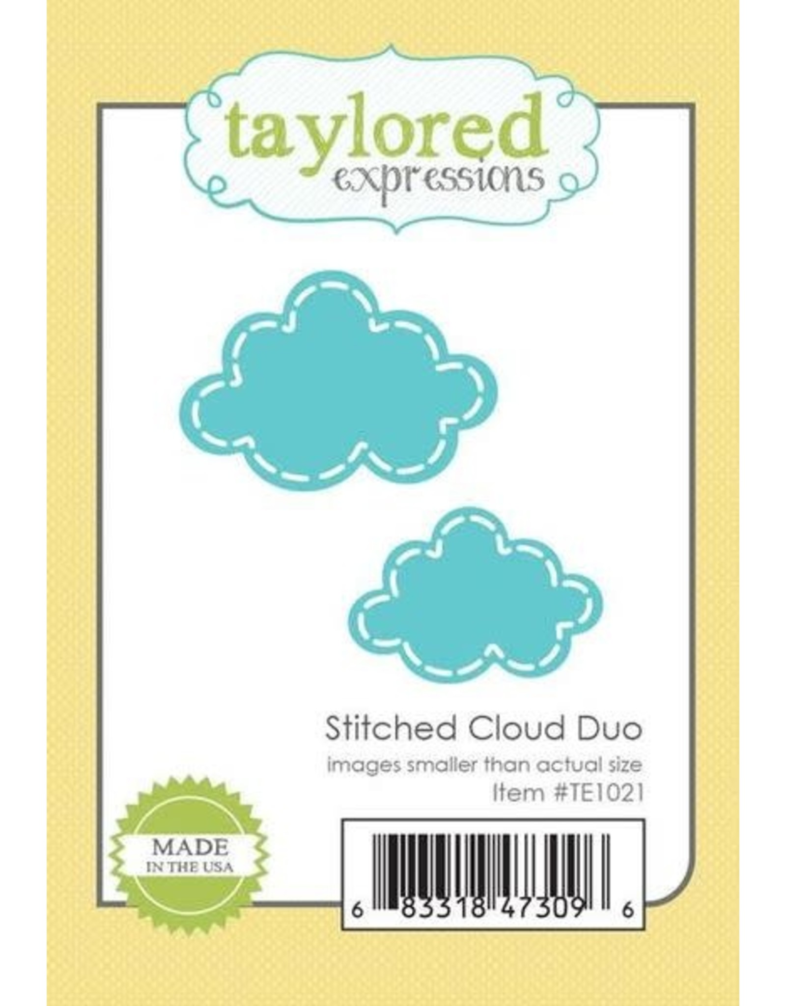 Stitched Cloud Duo - Dies