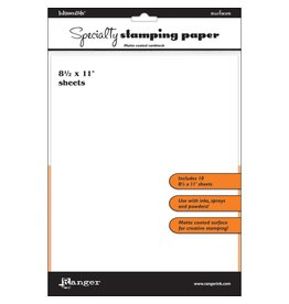 Inkssentials Specialty Stamping Paper