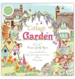 Craft Consortium Cottage Garden 6x6 Paper Pad