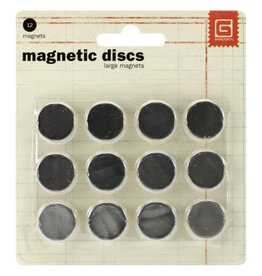 Magnetic Discs - Large