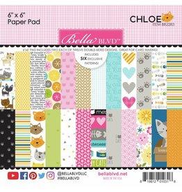 Bella Blvd Chloe 6x6 Paper Pad