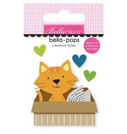 Bella Blvd Chloe Cat in a Box - Bella Pops