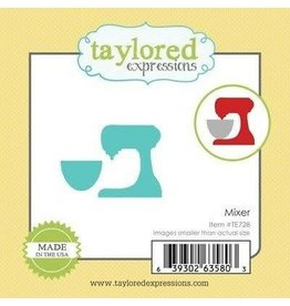 Taylored Expressions Little Bits Mixer - Die
