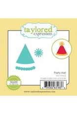 Taylored Expressions Little Bits Party Hat - Die
