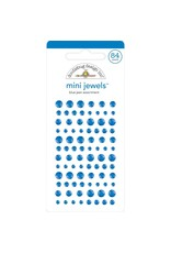 Doodlebug Design Inc. Doodlebug Adhesive Mini Jewels - Blue Jean