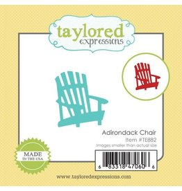 Taylored Expressions Little Bits Adirondack Chair - Die
