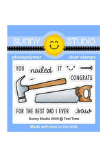 Sunny Studio Tool Time - Die Set
