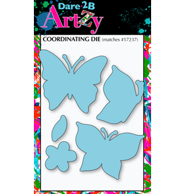 Dare 2B Artzy Joyful Butterfly - Die Set