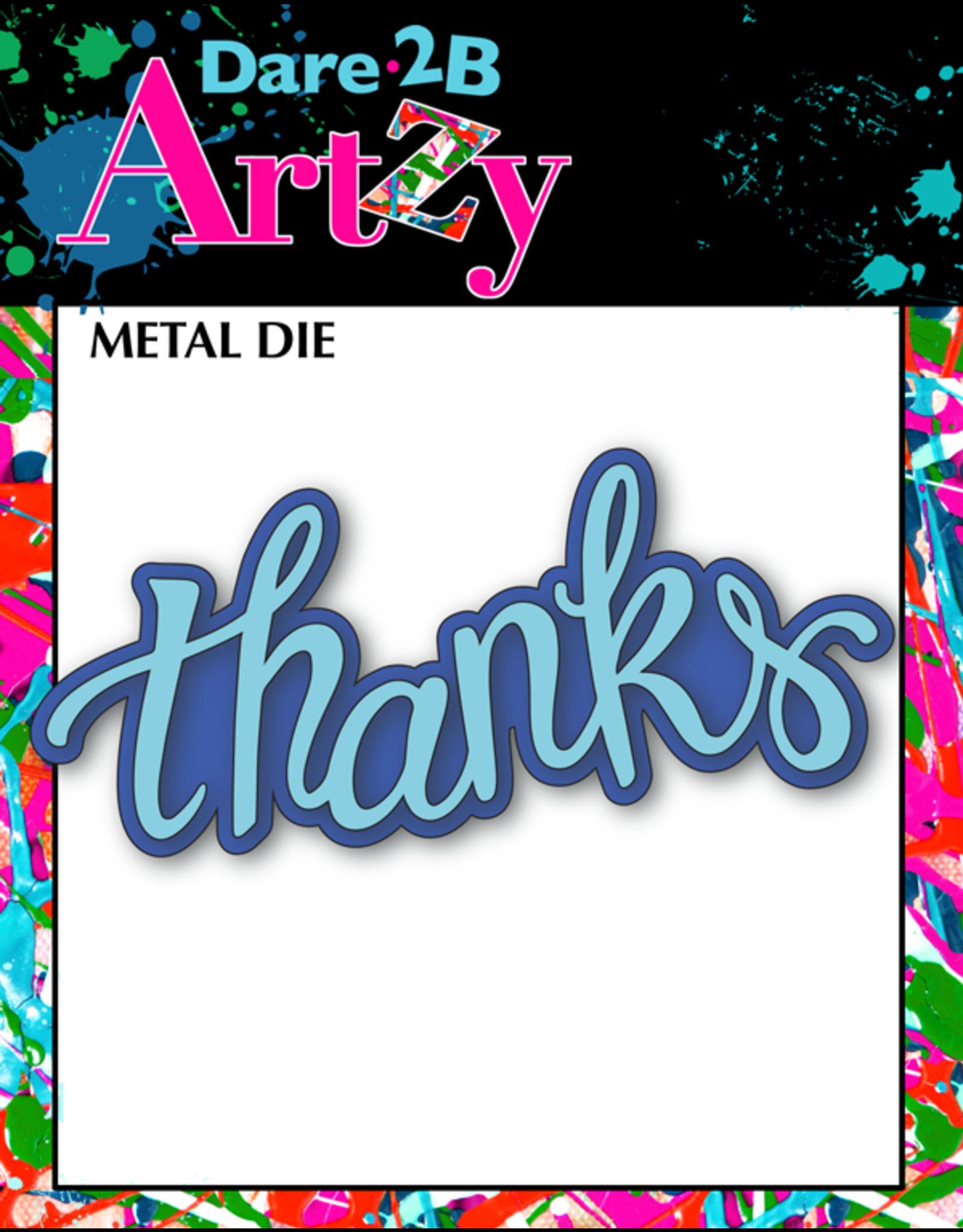 Dare 2B Artzy Thanks Layer - Die