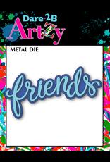 Dare 2B Artzy Friends Layer - Die