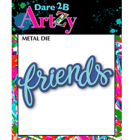 Dare 2B Artzy Friends Layer - Die