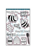 Dare 2B Artzy All the Buzz Collection - Sweet as Honey 12x12