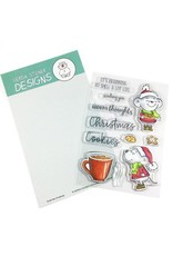 Gerda Steiner Designs Smells Like Christmas Clear Stamp Set