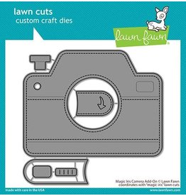 Lawn Fawn Magic Iris Camera Add-On Dies