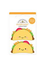 Doodlebug Design Inc. Doodle Pops - Taco-bout Fun