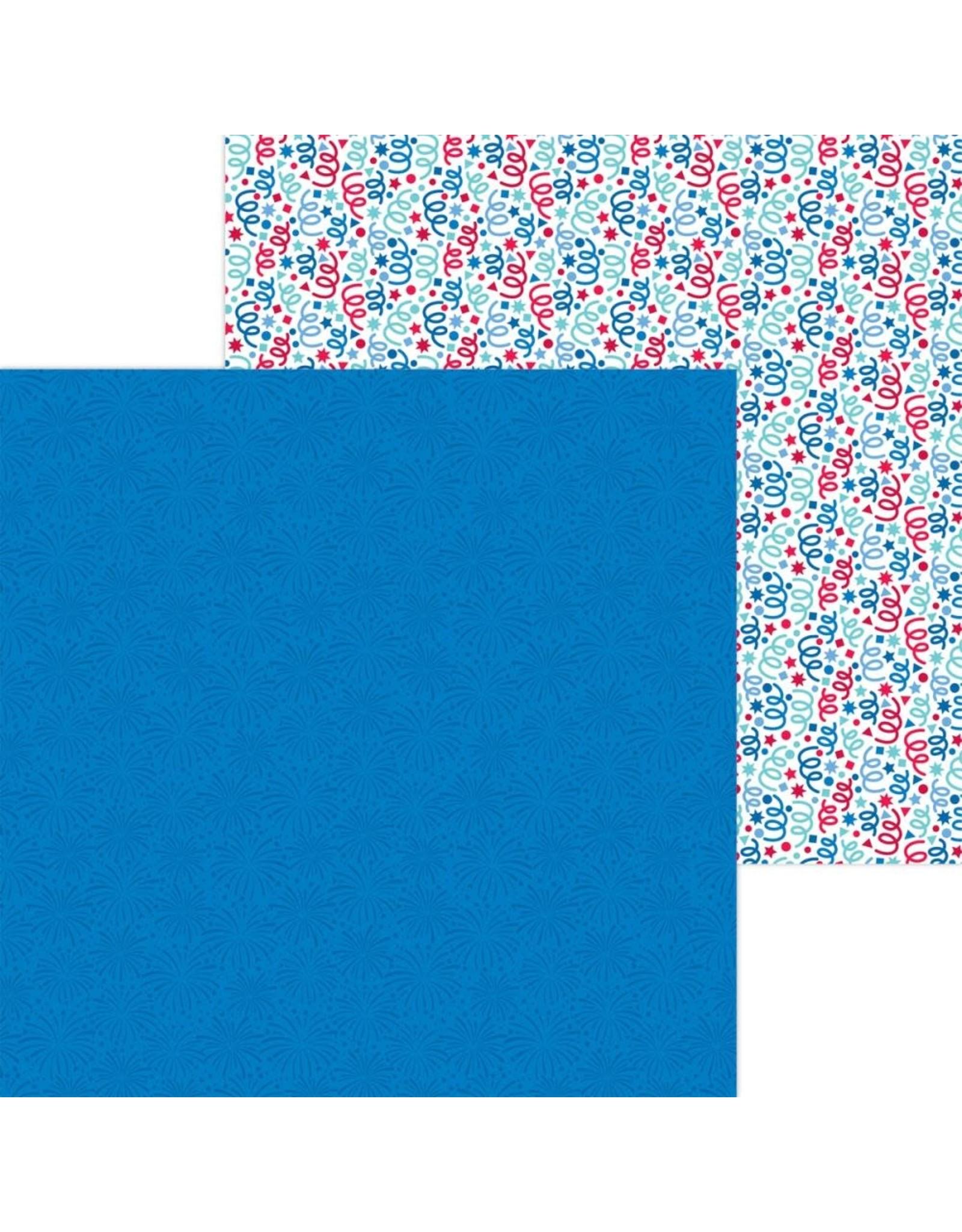 Doodlebug Design Inc. Land That I Love - Hip Hip Hooray 12x12